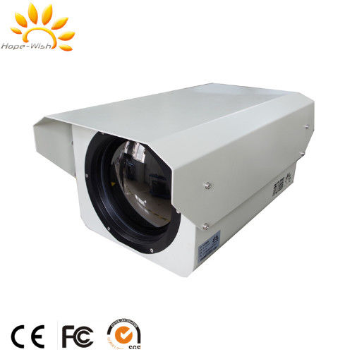 Optical Zoom High Resolution Thermal Imaging Camera Outdoor Surveillance For Coastal Security
